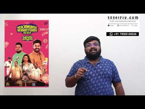 Nenjamundu Nermayundu Odu Raja review by prashanth