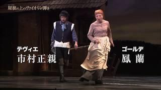 説明日本初演50周年記念公演!日生劇場12月公演 ミュージカル『屋根の上...
