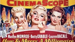 How To Marry A Millionaire_New York New York 1953
