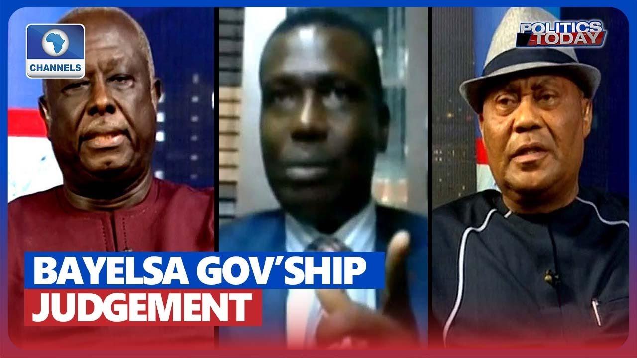 Adegboruwa Shades Politicians As APC, PDP Trade Words Over S'Court Final Verdict