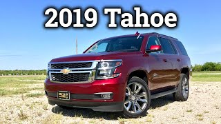 2019 Chevy Tahoe Review & Drive | Capable 8-Seater