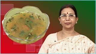 Dal Rasam   Mallika Badrinath   Healthy South Indian Recipes