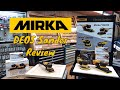 Mirka DEOS 383CV and Mirka DEOS 353CV Sander Demonstration Video