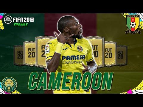 Fifa 20 Cameroon Squad Builder | Ultimate Team Indepth Cameroon Squad Builder