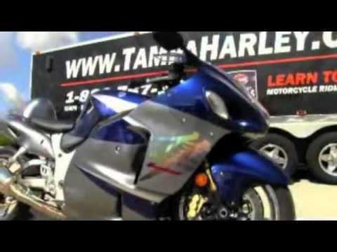 2006 SUZUKI HAYABUSA GSX1300R Motorycycle FOR SALE IN BRANDON TAMPA ORLANDO  FLORIDA