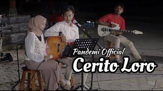 CERITO LORO (Cover) - TTM AKUSTIK Ft. PUTRI ANDIEN || Pandemi Official