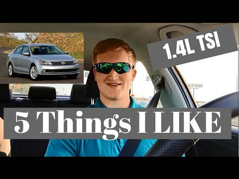 5 Things I Like About My 2016 Volkswagen Jetta 1.4T MK6