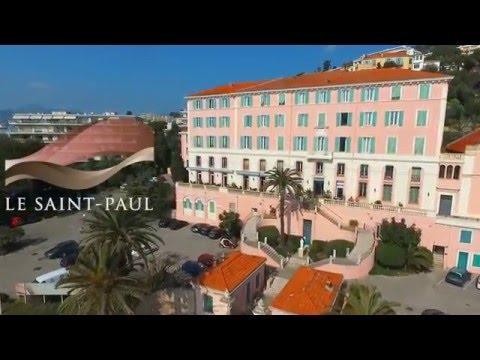 Hôtel Le Saint Paul - Nice Côte D'Azur