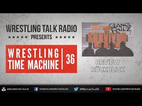 [WTR #575] Wrestling Time Machine: WWF/E Survivor Series 1997 Review
