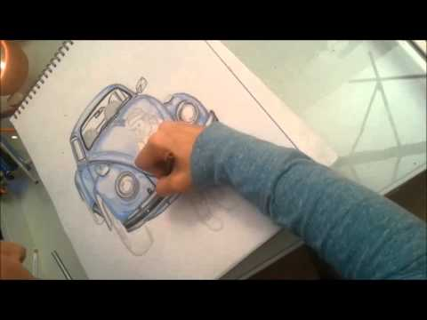 A Girl and Her Beetle with sound