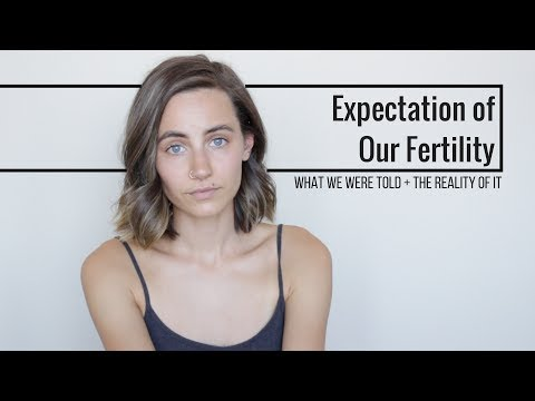Expectation of Our Fertility | What We Were Told + The Reality of It