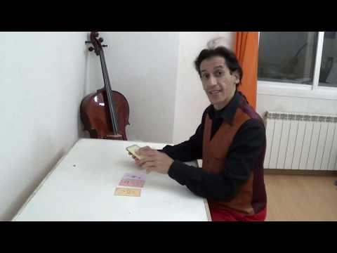 Jugar a las cartas con las Figuras Musicales
