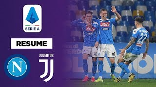 Serie A : Naples fait tomber la Vieille Dame