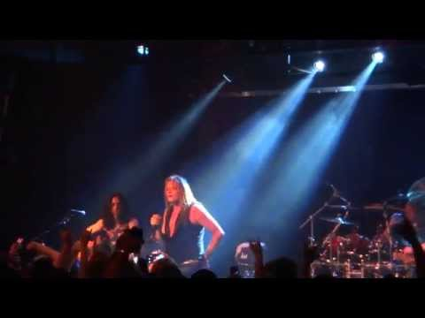 "SEBASTIAN BACH ""I Remember You"" live in Edmonton June 12, 2015"