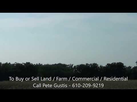 669 Jennersville Rd Cochranville Pa 8 6 acre lot for sale