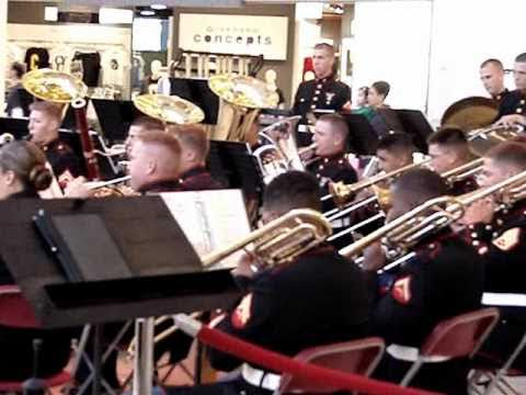 US Marine Corps Forces Pacific Band Live! in Canada Part II