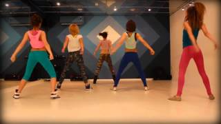 Reggaeton fusion choreo by Jane Kornienko; Group 1; song - 'Suelta' by Daddy Yankee