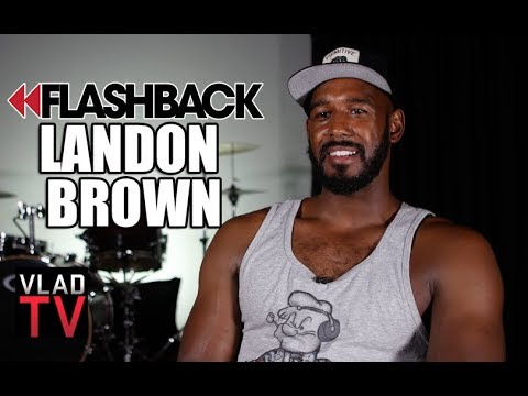 Flashback: Bobbi Kristina's Brother Landon: Nick Gordon Needs To Answer For Her Death