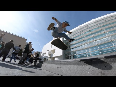 Macba Life - Short Story