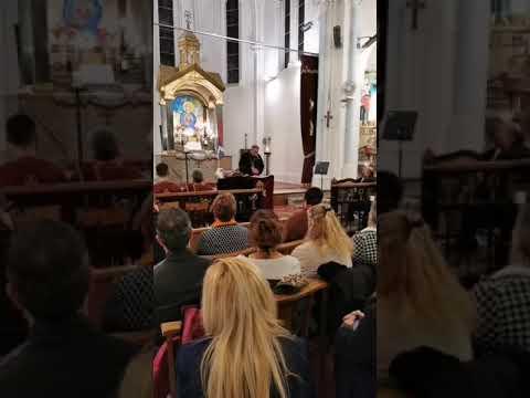 Pierre-Yves Michel à l'église Saint Sahag de Valence