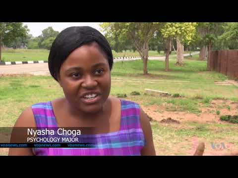 Talented and Jobless: Young Zimbabweans Desperate for Change