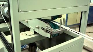 PVC seals extrusion line