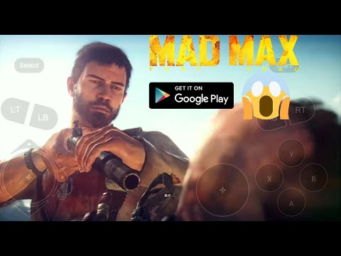 How To Play Mad Max In Our Android Device | Download Mad Max For Android | Unlimited Cloud Games