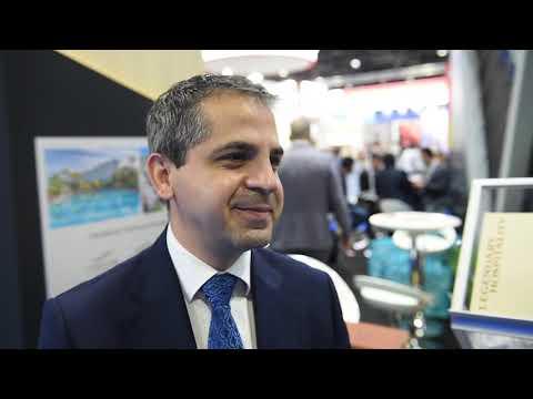 Erkan Yagci, executive member of board, Concorde Hotels & Resorts