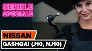 Cum se înlocuiesccap de bara pe NISSAN QASHQAI (J10, NJ10) [TUTORIAL AUTODOC]