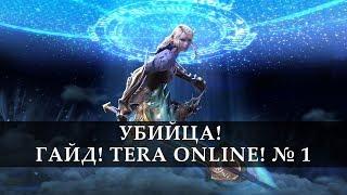 tera Online. Гайд на Убийцу!