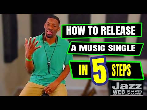 How To Release A Music Single In 5 Steps