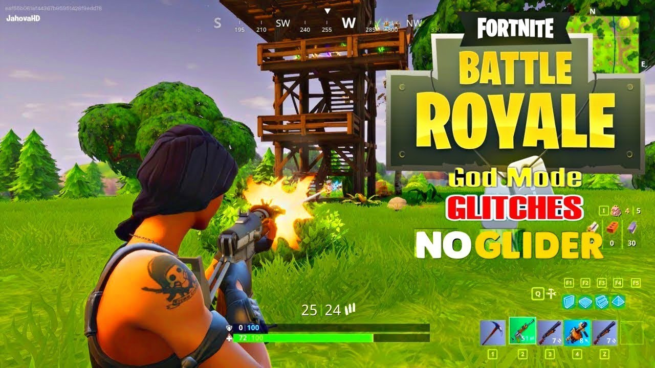 TOP BEST CHEAT CODES FOR FORTNITE I.e God moded etc (ps4 ...