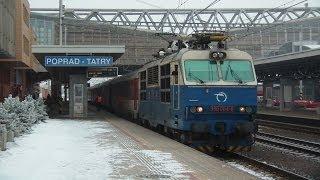 Vlaky Poprad-Tatry, 18.12.2013