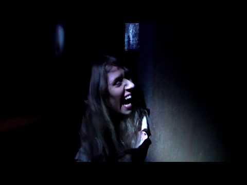 Walk thru Paranoia Haunted House