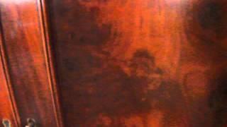 Antique Georgian Mahogany Sideboard
