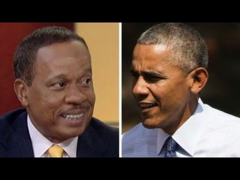 Juan Williams on Obama being Clinton