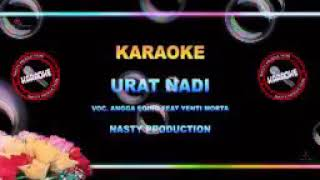 Karoke URAT NADI  Angga lida feat yenti lida