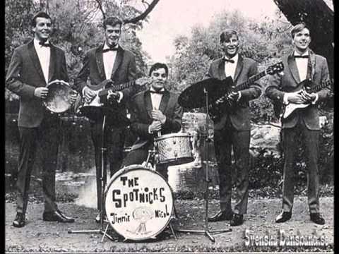 The Spotnicks - Drina (1964)