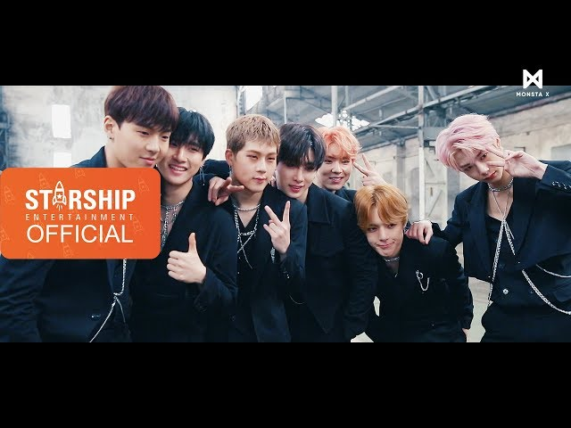 [Making Film] 몬스타엑스(MONSTA X) - 'JEALOUSY' MV
