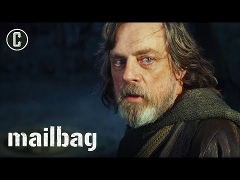 Who Is Luke Scared Of In The Last Jedi Trailer? - Collider Mailbag