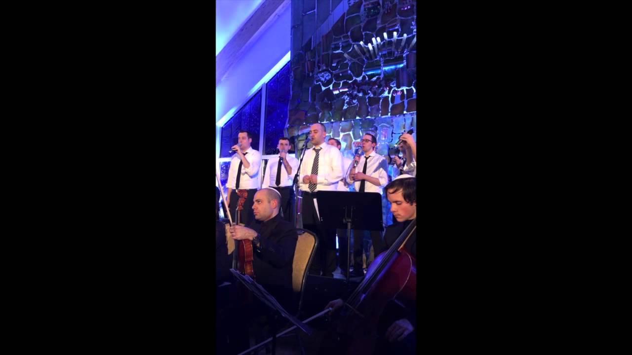 Netanel Hershtik & The Maccabeats- Album release party highlights