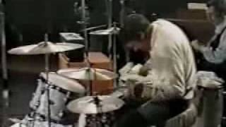 Buddy Rich drum solo from 1970