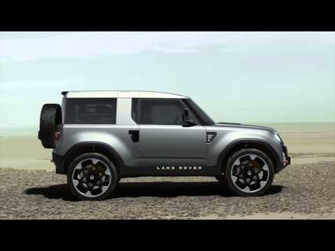 Land Rover DC100 and DC100 Sport Reveal