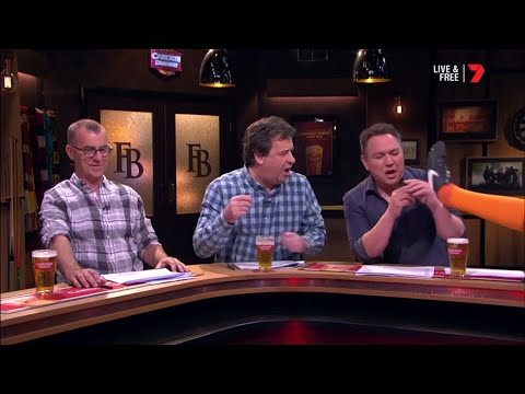 The Front Bar   The Toby Greene debate