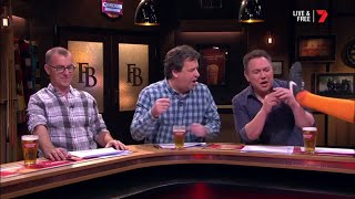 The Front Bar | The Toby Greene debate