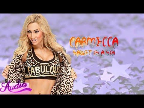 WWE NXT: Carmella 1st Theme Song