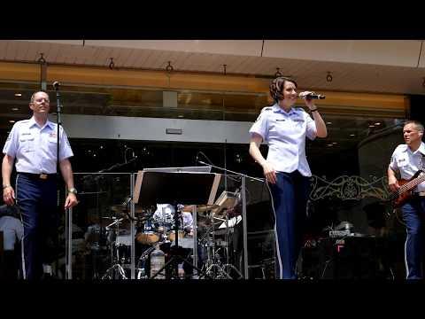 ロック演奏 ビート・イット マイケル・ジャクソン(4K-UHD)アメリカ空軍太平洋音楽隊アジア パシフィック・トレンズPacific Trends Beat It by Michael Jackson