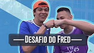 FRED BOIOLA - DESAFIO DO TRAVESSÃO COM JULIO COCIELO - DESIMPEDIDOS -