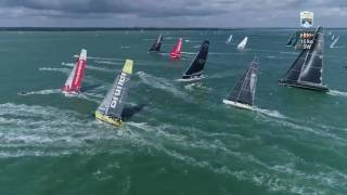 Rolex Fastnet Race 2017 - IRC Zero & VO65 Start