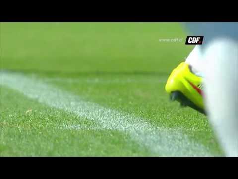Hinchas vs Históricos U de Chile 2017 90 años